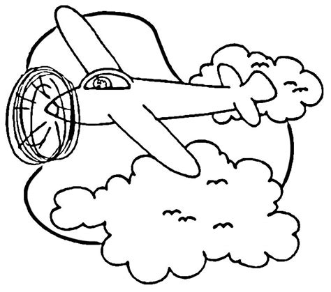 sky coloring page az coloring pages