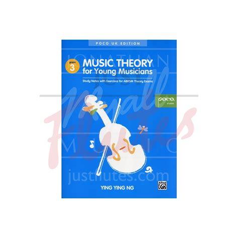 Ying Ying Ng Theory For Musicians Grade 3 Poco Studio ying ying ng theory for musicians grade 3