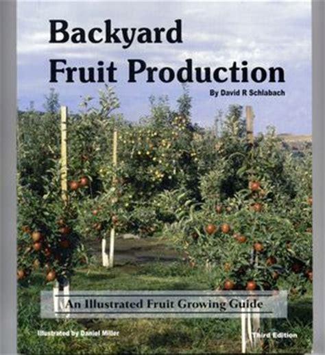 backyard fruit orchard backyard fruit production book backyard fruit production from grandpa s orchard