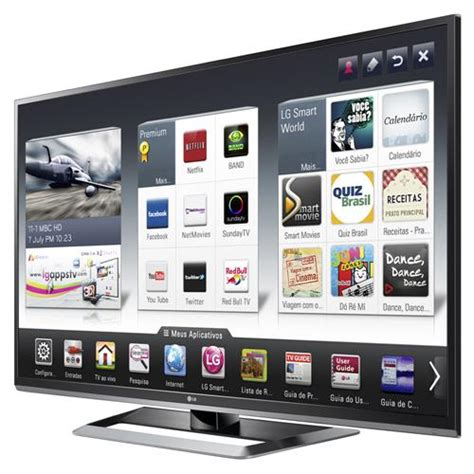 Plasma Lg 50 Smart Tv Lg 50pm4700 tv 50 quot 3d new plasma lg 50pm4700 smart tv conversor