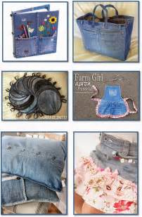 Rag Rug Baskets Let It Shine 36 Fun Projects From Old Denim Jeans