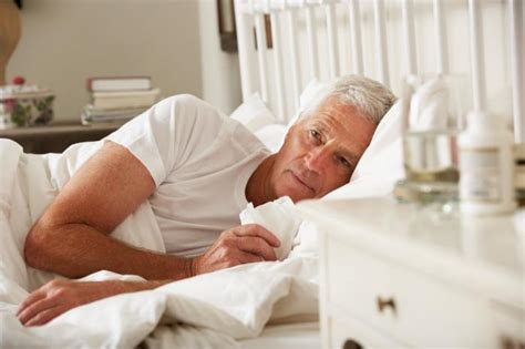 cancer men in bed lung cancer complications signs treatment and outlook