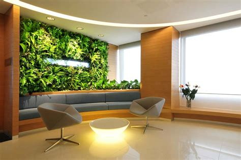 Indoor Plants Singapore by Vertical Greening Greenturf Asia