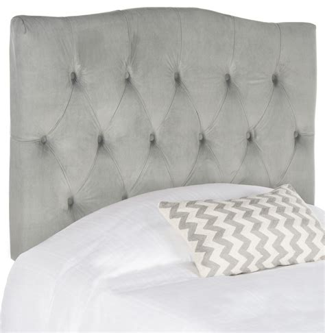 linen tufted headboard axel pewter linen tufted headboard headboards furniture