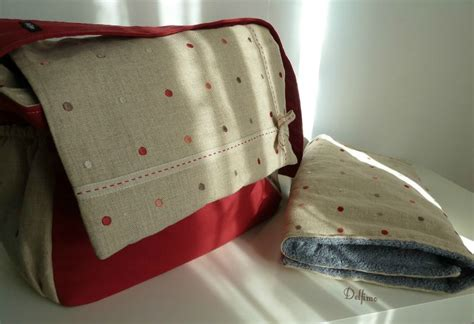 modele couture sac a langer
