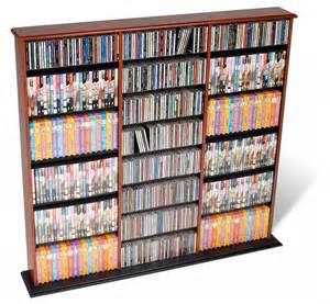 cherry width library wall multimedia cd dvd storage