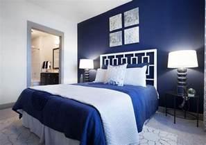 Blue And White Bedroom Design 40 Idee Per Colori Di Pareti Per La Da Letto Mondodesign It