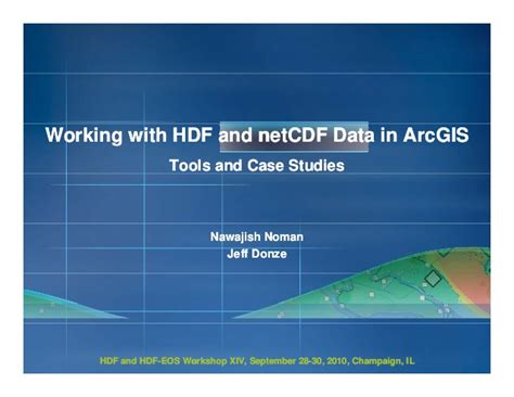 arcgis netcdf tutorial arcgis case tools for desktop 10 2