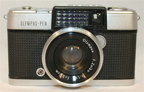 olympus frame olympus pen d half frame 35mm used classic
