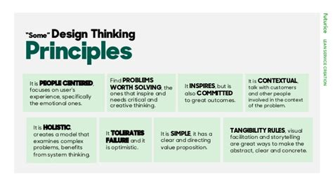 design thinking principles what s next and beyond design thinking