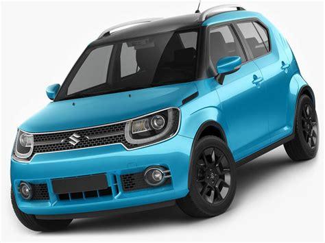 List Kaca Sing Suzuki Ignis 2017 suzuki ignis 2017 3d cgtrader