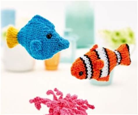 fish knitting pattern free knit dory blue tang fish pattern free grandmother s