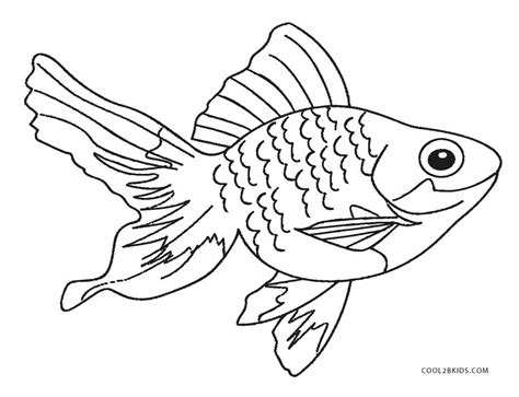 Coloring Page Of by Free Printable Fish Coloring Pages For Cool2bkids