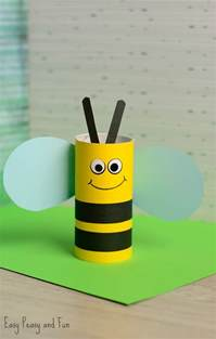 toilet paper roll bee craft for easy peasy and toilet paper roll bee craft for easy peasy and