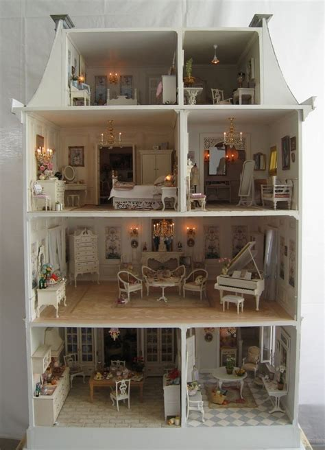 julie ann dolls house dollhouse victorian dollhouses pinterest