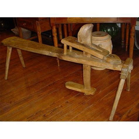 shaving horse bench antique shaving horse work bench 2328762