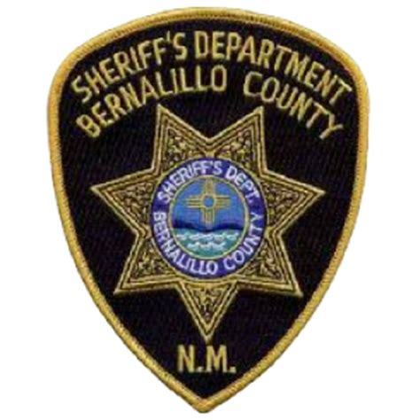 Bernalillo County Warrant Search Deputy Sheriff Emilio Candelaria Bernalillo County