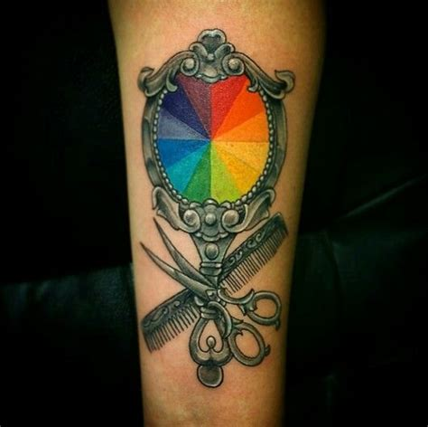 color wheel tattoo best 25 color wheel ideas on wheel