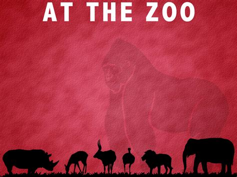 powerpoint templates zoo free at the zoo powerpoint template 3 adobe education exchange