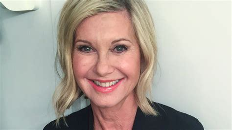 olivia newton john latest olivia newton john reveals new cancer 25 years later