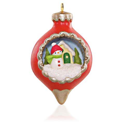 hallmark keepsake ornaments 2015 a world within miniature hallmark keepsake ornament