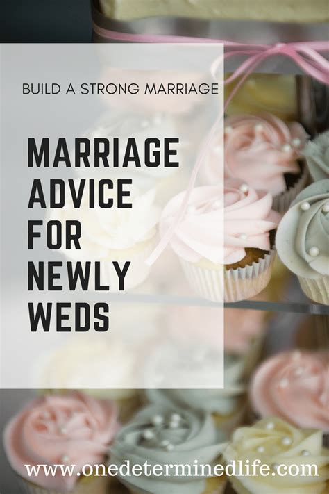 Marriage Advice by Marriage Advice For Newlyweds