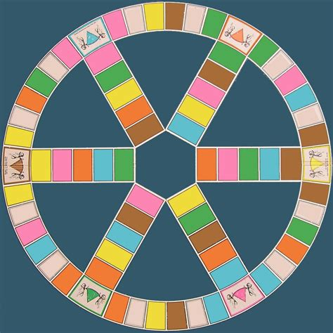 blank trivial pursuit card template tablero trivial plantilla school trivial