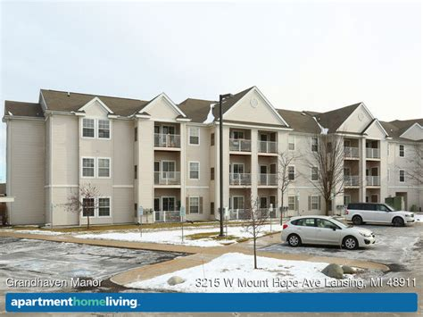 one bedroom apartments in lansing mi grandhaven manor apartments lansing mi apartments for rent