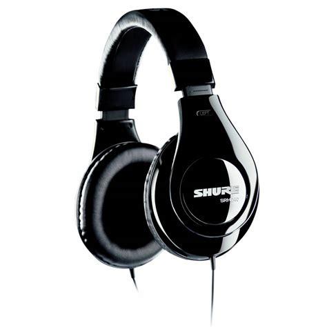 Headphone Shure shure srh240 professional monitoring headphones studio