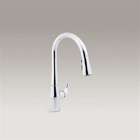 kwc luna kitchen faucet kwc luna single hole faucet preston b k