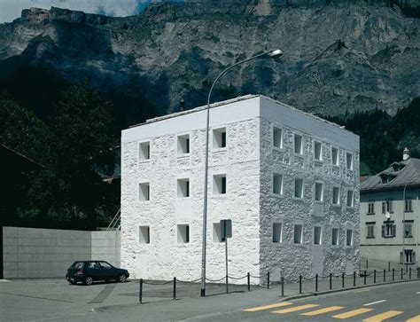 das gelbe haus das gelbe haus switzerland building yellow house e