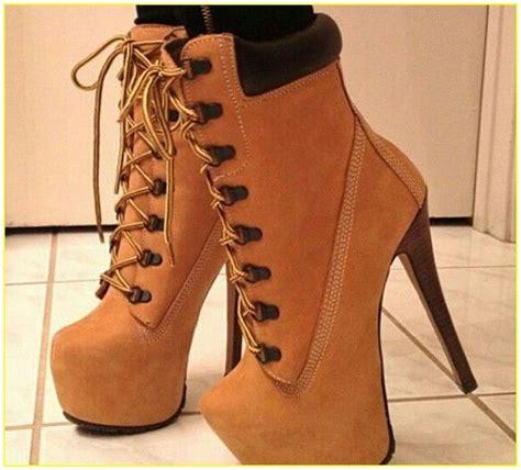 high heel timbs timberlands boots for high heels