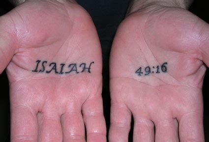 bible verse tattoo on hand 12 bible verse tattoos that express scripture in creative