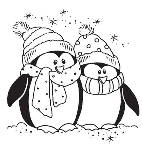 dibujos para colorear navidad estados para whatsapp kleurplaat pinguin kleurplaten pinterest kleurplaten