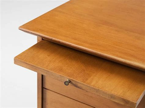 Small Maple Desk by Paul Mccobb Small Desk In Maple For Sale At 1stdibs