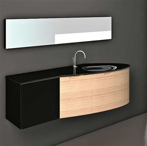 Modern Wall Mounted Bathroom Vanity Cabinets Freshome Com Contemporary Bathroom Furniture