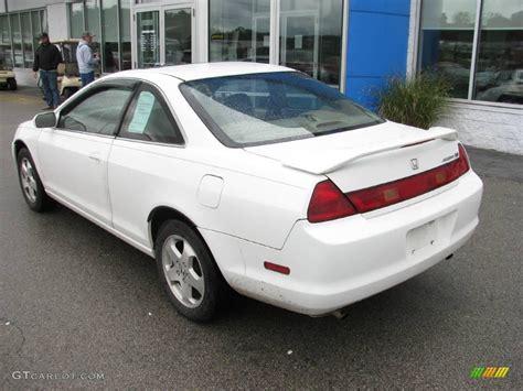 1998 honda accord white 1998 taffeta white honda accord ex v6 coupe 18910000