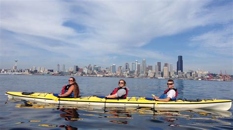 boat tours around seattle paddles up here are the absolute best places to kayak