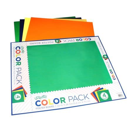 colored poster board ucreate poster board assorted primary colored poster
