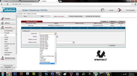 tutorial abrir nat ps4 abrir nat xbox360 infinitum hg532e funnydog tv