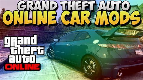 Car Modification Gta V by Gta 5 Mod Showcase Nos Car Modification In Grand Theft