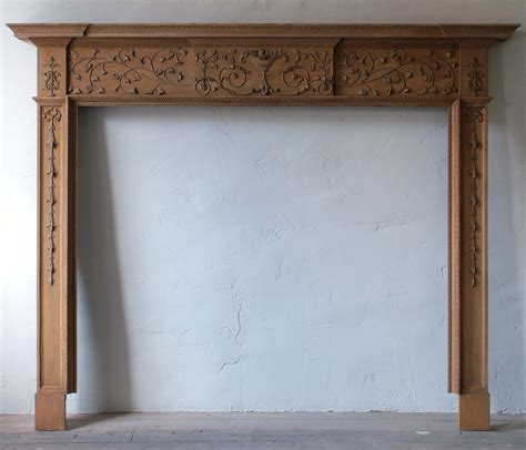 antique georgian fireplace no 11 thistle