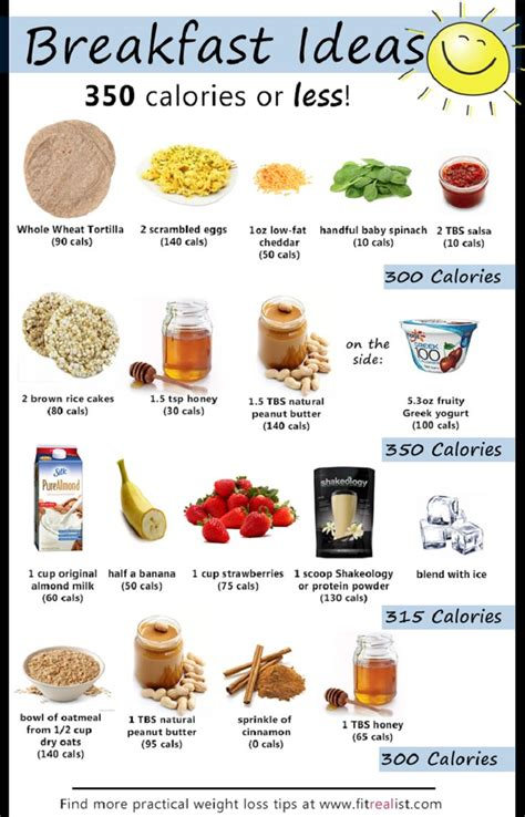 printable healthy breakfast recipes breakfast ideas 350 calories or less food breakfast