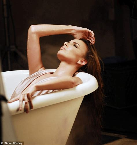 bathtub xxx sneak peek of girls aloud s new video shows them looking