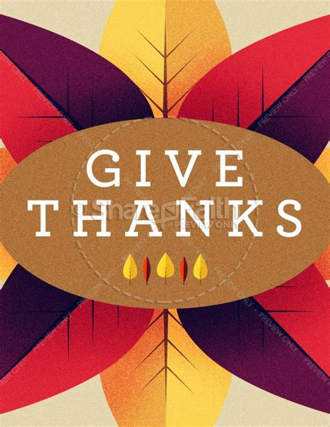 give thanks template give thanks message church flyer template template flyer