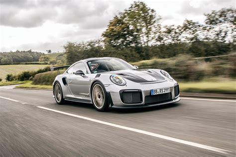 Porsche Gt2 Rs by New Porsche 911 Gt2 Rs Review Monstrous Performance