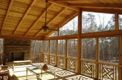 how to screen in a covered patio atlanta porch company we do it all low cost