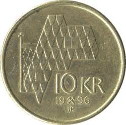 French Country Home Design 10 Kroner Harald V Norway Numista