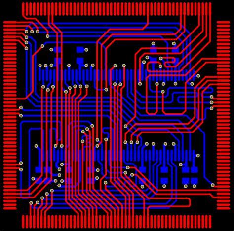 stm choosing  sdram pcb layout electrical