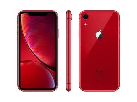 iphone xr apple 6 1 3 gb 256 gb rojo worten